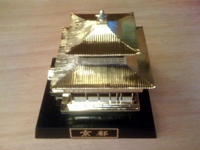金閣寺貯金箱