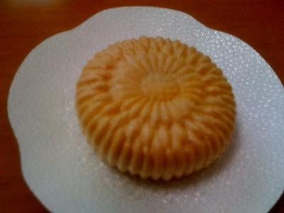 北海道つぶつぶあずき最中寿製菓